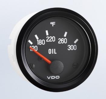 Oil Temperature Gauges and Senders