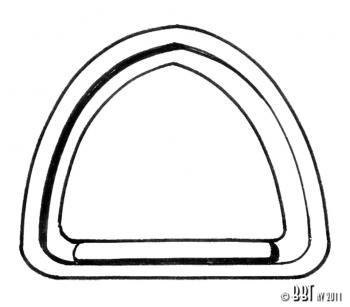 Number Plate Light Seals