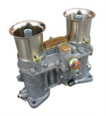 IDA Twin Carburettors