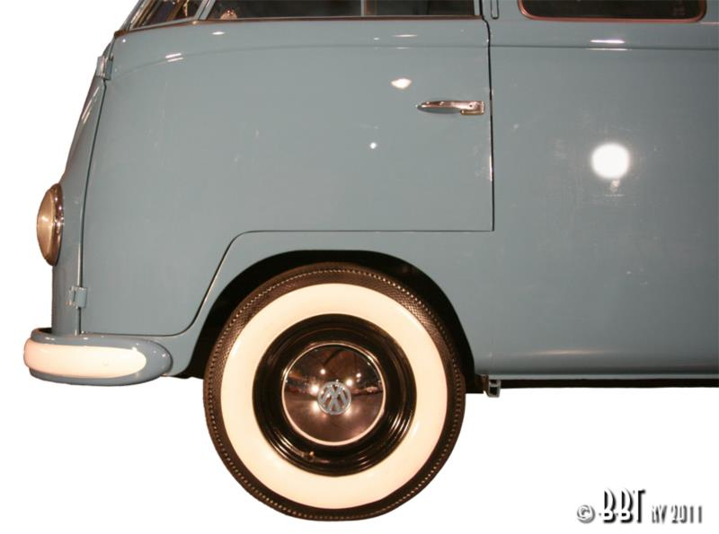 White Wall Tyre Inserts