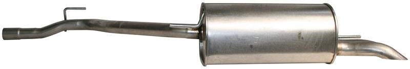 Petrol Engine Exhausts