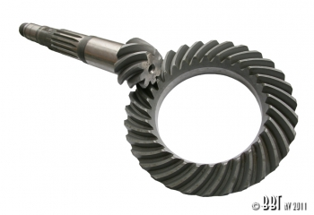 Ring + Pinion