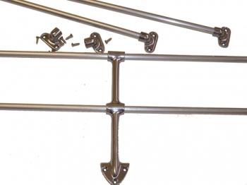Jail Bar Kits + Parts