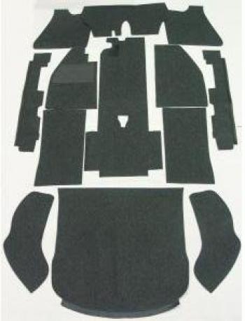Carpets, Mats + Bonnet Liners