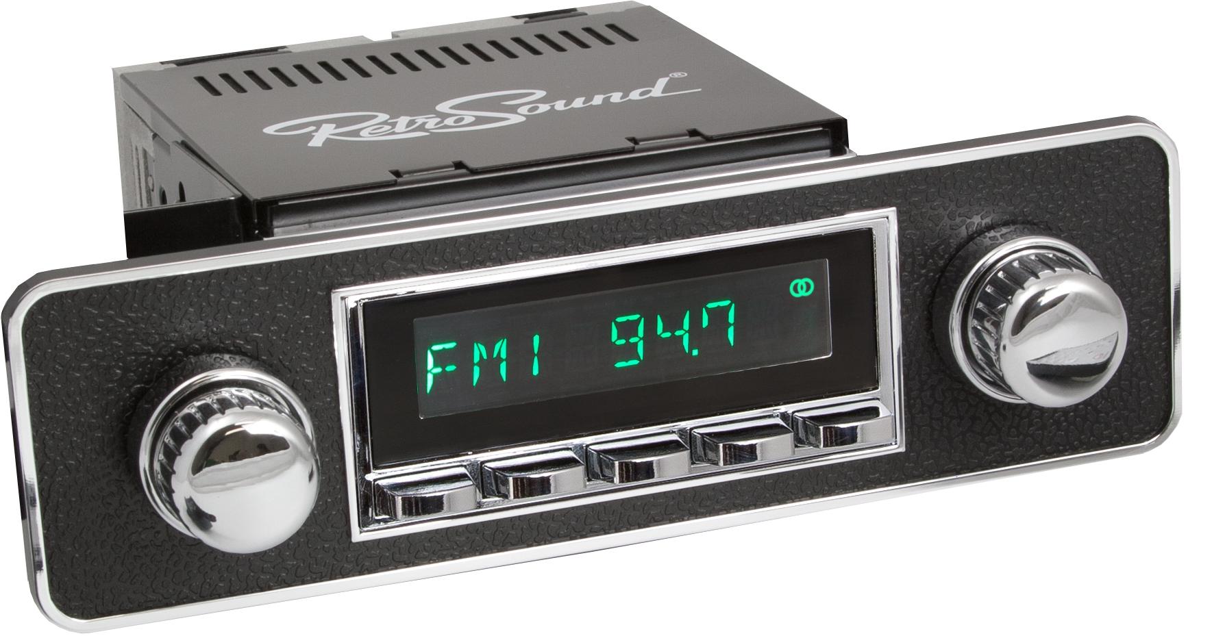 Retro Sounds Radios