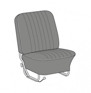 Beetle Seat Cover Set - 1958-64