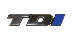 T4 Front Grille TDI Badge