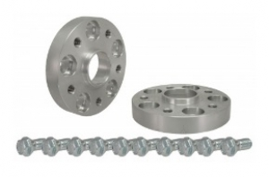 T4 Wheel Spacers - 25mm Thick