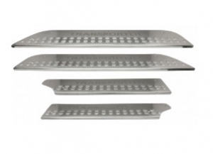 T4 Stainless Steel Step Cover Kit