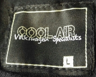 **ON SALE** Small Cool Air Elite Black T-Shirt