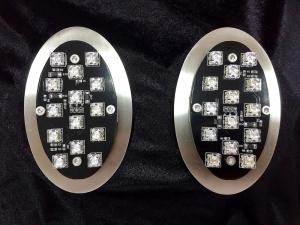 LED Beetle Tail Lights - 1956-61 - 12 Volt