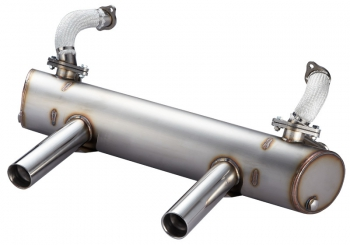 Vintage Speed Heater Exhaust Systems