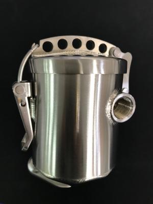 Vintage Speed Oil Filler - Single Breather Vent
