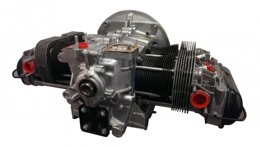 1641cc Twin Port Type 1 Reconditioned Engine With New Autolinea Case
