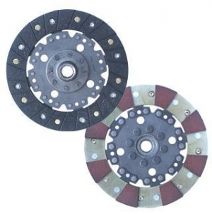 200mm Dual Friction Clutch Disc